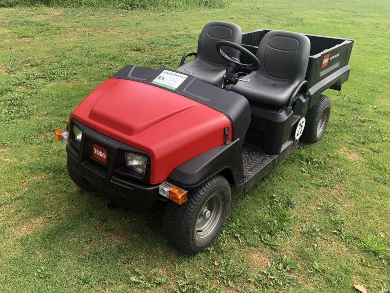 Toro Workman GTX Electric
