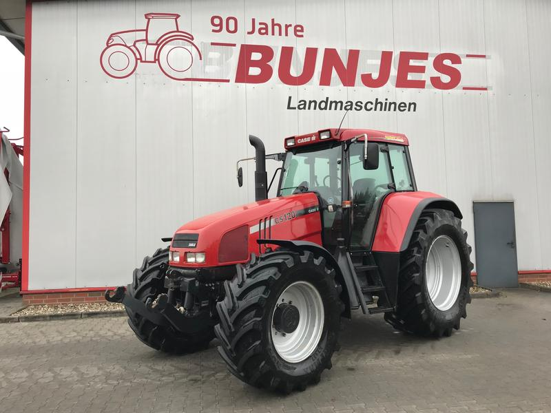 Case IH CS 120 super-siX