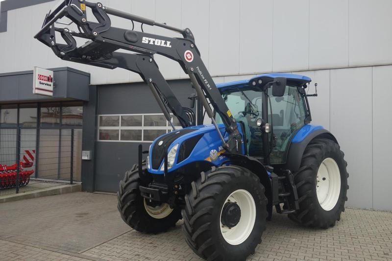 New Holland T6.155 EC