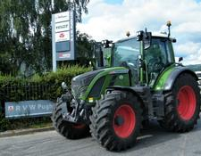 Fendt 513 Power Plus vario tractor