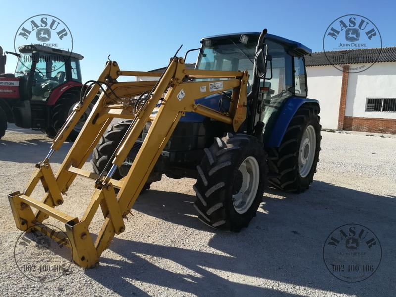 New Holland TL-90
