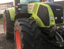 Claas Axion850 Cebis