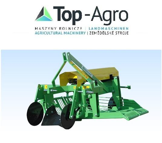 Top-Agro Top-Agro BEST Kartoffelroder Vibrations NEW 2017