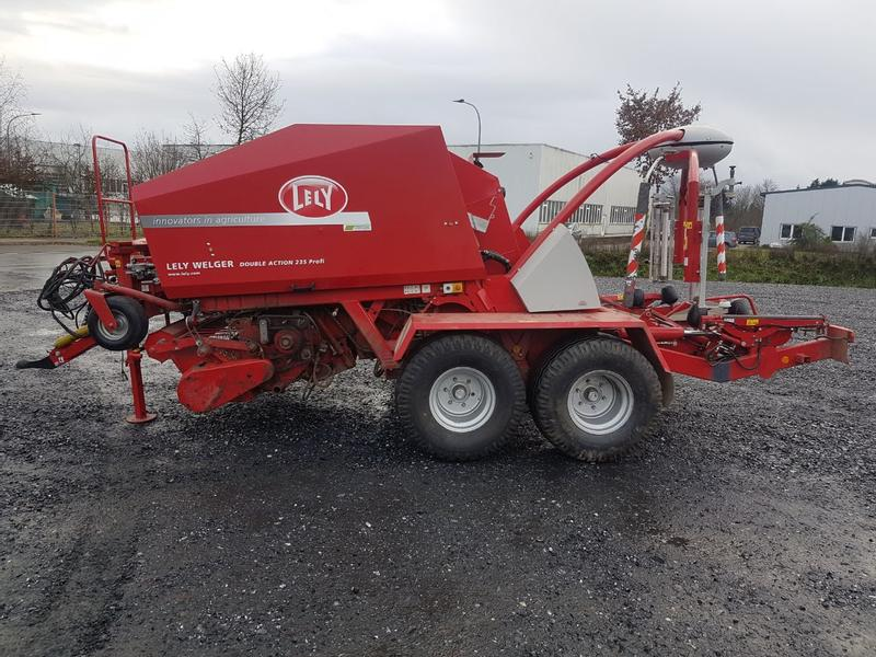 Lely Welger/Lely Double Action RP235 Profi