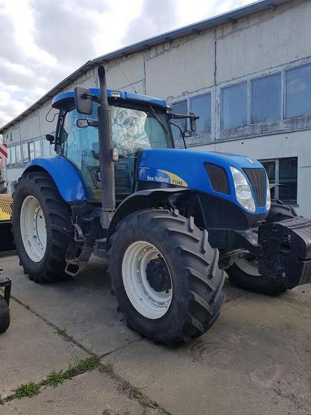 New Holland T 7040 Getriebeschaden