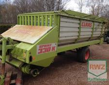 Claas Ladewagen Sprint 330 K