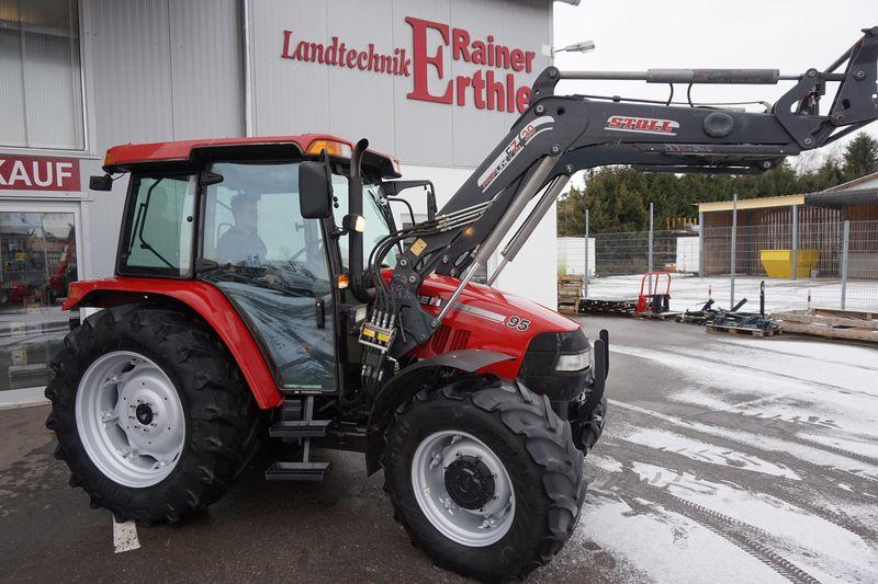 Case IH JXU 95 Profi Plus