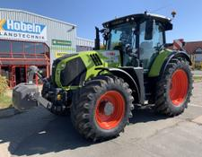 Claas ARION 650 CMATIC - Stage V CEBIS