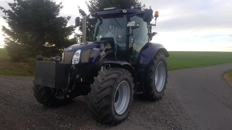 New Holland T6.160AC *Gold Edition*