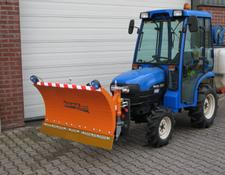 New Holland TC21D HST CAB 4X4