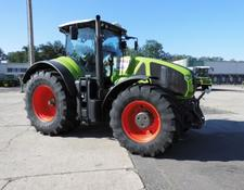 Claas AXION 950.  GPS