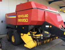 New Holland BB 950 Quarderballenpresse