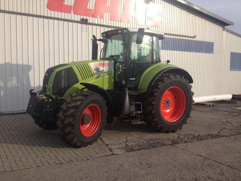 Claas Axion 810 C-Matic