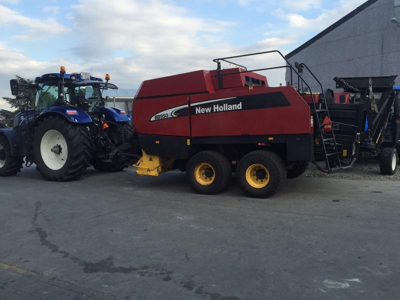 New Holland BB 950 A