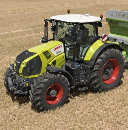 Claas AXION 850-870 stufenlos