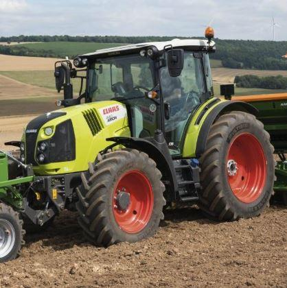 Claas ARION 430/440 oder 450 CIS