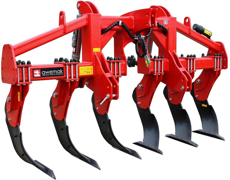 "AWEMAK Single-beam Subsoiler ""ATYLA"" tines BEST QUALITY!!"