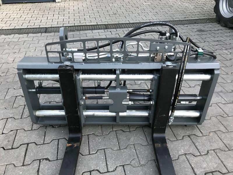 Staplergabel Gabel Gabelstaplerzinken 1200//100x40 2500kg ISO//FEM2A