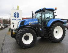 New Holland T7.210 AutoCommand SuperSteer Achse