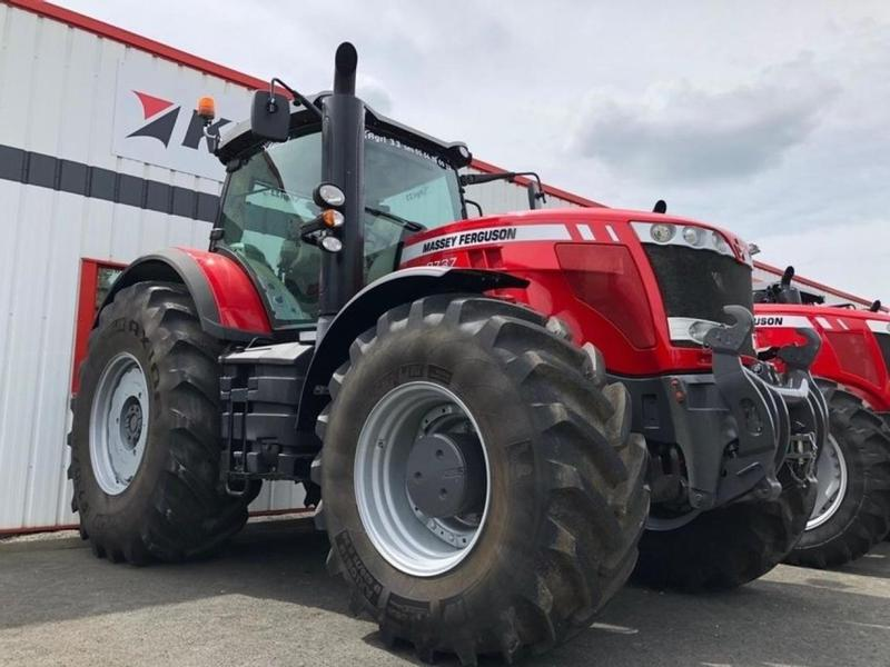 Massey Ferguson 8737 DYNA VT EFFICIENT