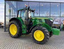 John Deere 6195M CommandQuad Plus 40km