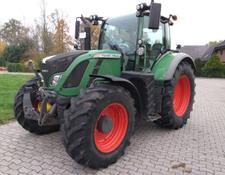 Fendt 716 SCR Profi Plus, RTK Station