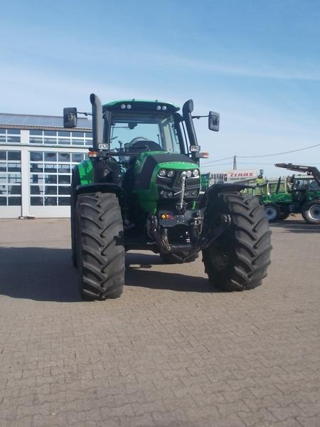 Deutz-Fahr AGROTRON 6210 C-Shift TOP-Zustand