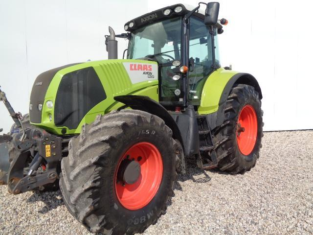 Claas AXION 820 (CVT)