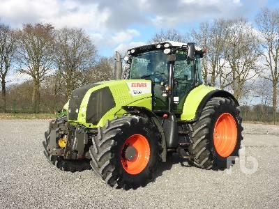 Claas AXION 810CEBIS