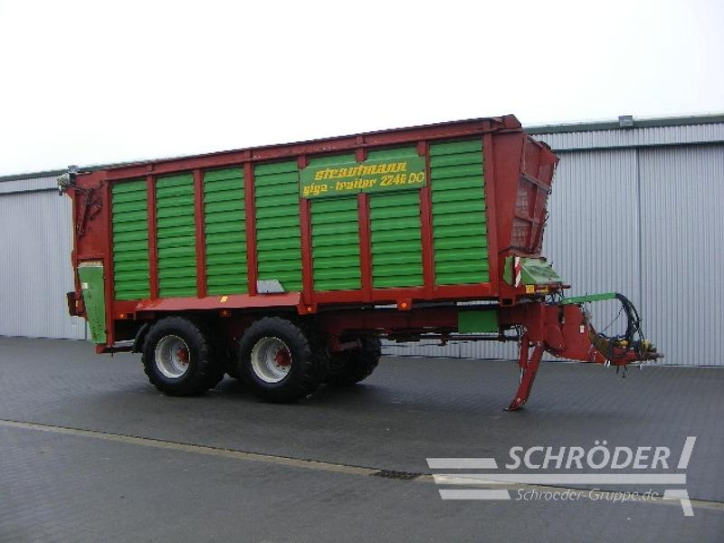 Strautmann Giga Trailer 2246 Do