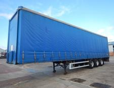 Montracon 45FT CURTAINSIDE TRAILER - 1999 - C209770