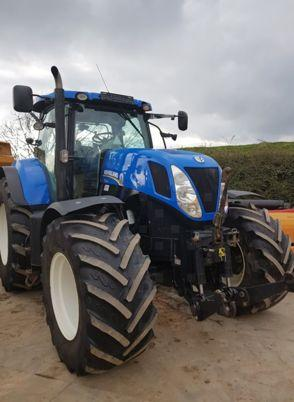 New Holland T7.250 powerCOMMAND