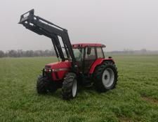 Case 5150 maxxum PLUS + QUICKE