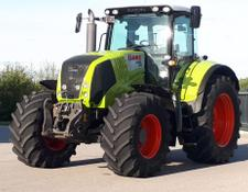 Claas Axion 820 CMatic, 4560h, FH, TOP Zustand