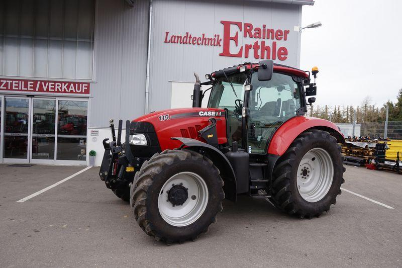 Case IH MAXXUM 140 MULTICONTROLLER