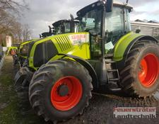Claas AXION 840 CMATIC
