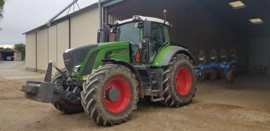 Fendt 930 S4