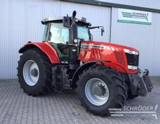 Massey Ferguson 7626 Dyna 6 Exclusive