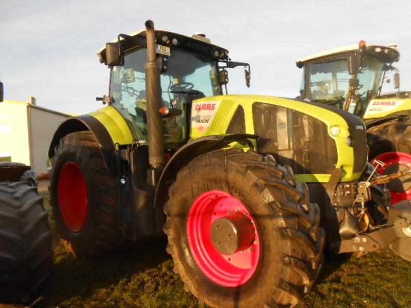 Claas Axion 920 SCR