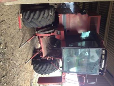 Case IH used 1680 axial for braking