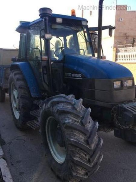 New Holland TS 100 4WD