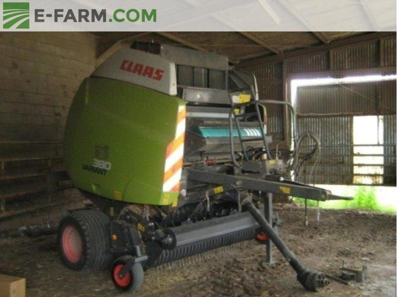 Claas VARIANT 380PRO