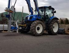 New Holland T 6.120 ElectroCommand
