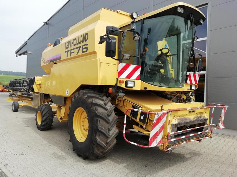 New Holland TF 76