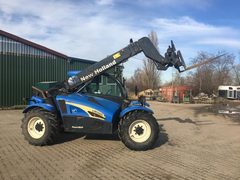New Holland LH 5060