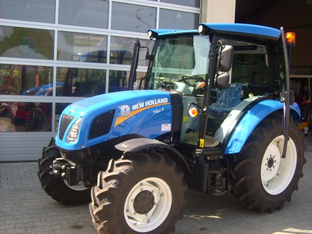 New Holland T4.65 S