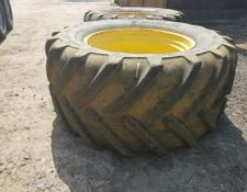 John Deere et of Floatation wheels-
