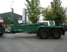 Bailey Hooklift Trailer