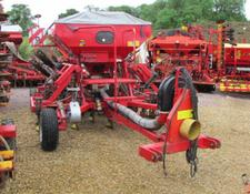 Horsch CO4 Trailed Tine seeder, Radar Metering