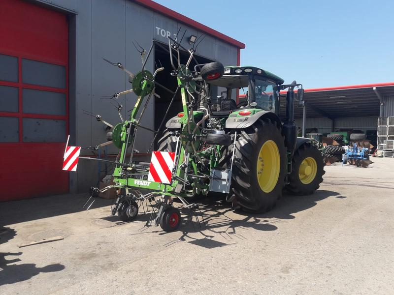 Fendt Twister TH 6601 DN
